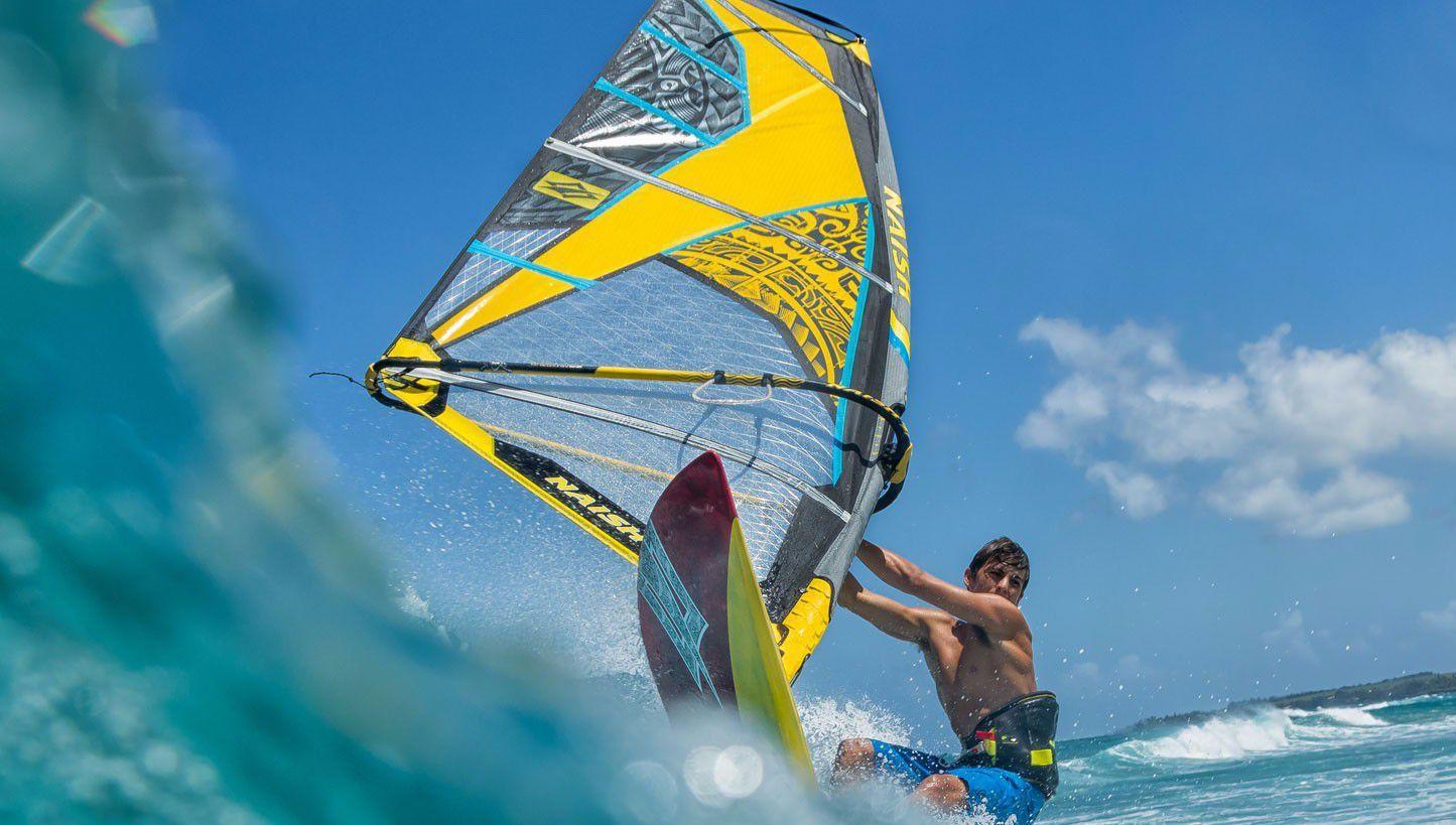 BEST Windsurfing Sails for the UK   TOAD Outdoor Activities