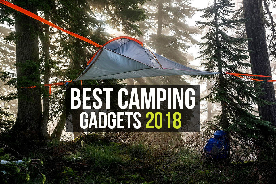 Best C&ing Accessories u0026 Gadgets in the UK for 2018 & Best Camping Gadgets in the UK for 2018 | TOAD Outdoor Activities