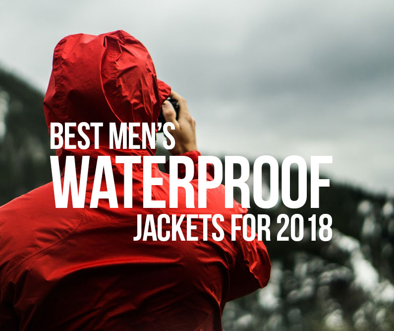 e3a8f5141d99 BEST Mens' Waterproof Jackets | TOAD Outdoor Activities